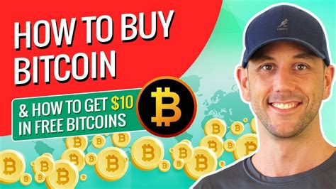 where can i purchase bitcoins how to buy bitcoin how to get 10 in free bitcoins