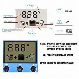 Powertech 12v 24v 30a Mppt Solar Charge Controller