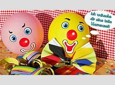Grüße zum Fasching, Karneval, Fastnacht🎈mit lieben Grüßen