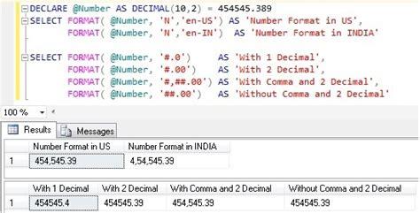 format string function  sql server  sqlhintscom