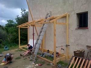 Abri De Jardin Fait Maison : abri de jardin contre la maison 14 messages ~ Dailycaller-alerts.com Idées de Décoration