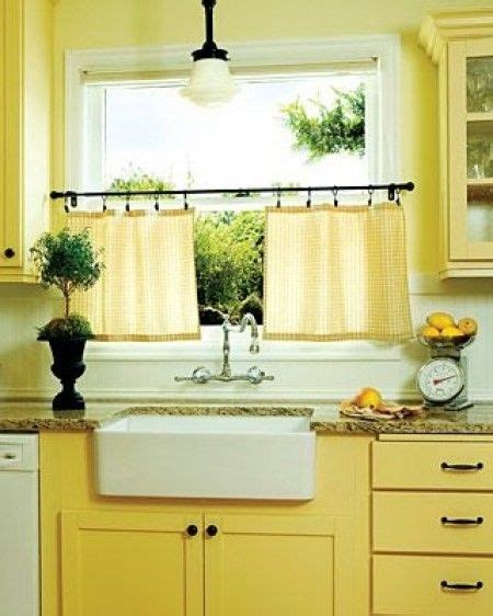 country curtains for kitchen top 3 kitchen curtain ideas