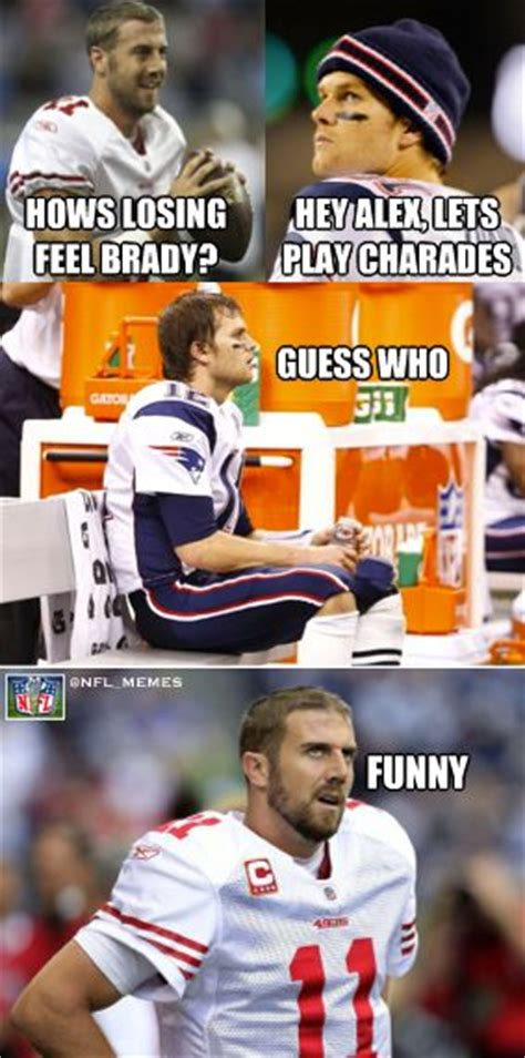 Alex Smith Meme - pin by maranda villines on nfl nba memes pinterest