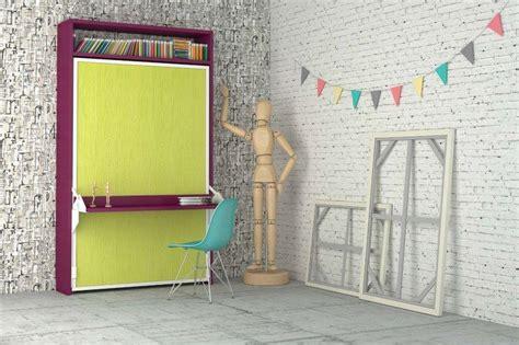 lit avec bureau intégré armoire lit escamotable aphrodite avec bureau integre