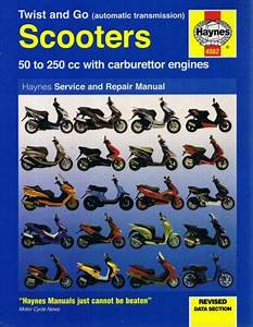 Haynes Scooters Manuals  Service And Repair Guides For