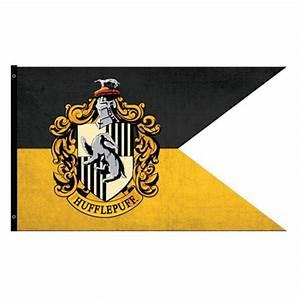 Harry Potter Hufflepuff Outdoor Flag - Calhoun Sportswear