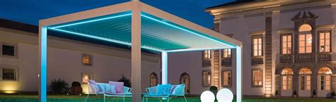 Illuminazione Gazebo by Come Illuminare Un Gazebo Con Le A Led