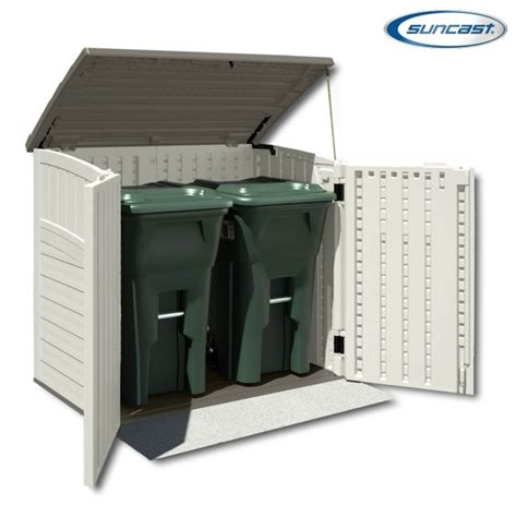 Suncast Horizontal Storage Shed Assembly by Suncast Bms2500 Kensington 6 Horizontal Shed