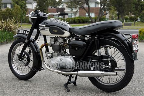 Triumph Tiger 100 by Sold Triumph Tiger 100 500cc Motorcycle Auctions