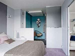 Agencer Une Chambre : petite chambre nos 25 id es d co elle d coration ~ Zukunftsfamilie.com Idées de Décoration