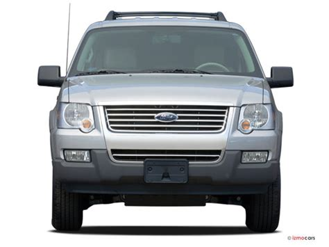2007 Ford Explorer Prices, Reviews And Pictures