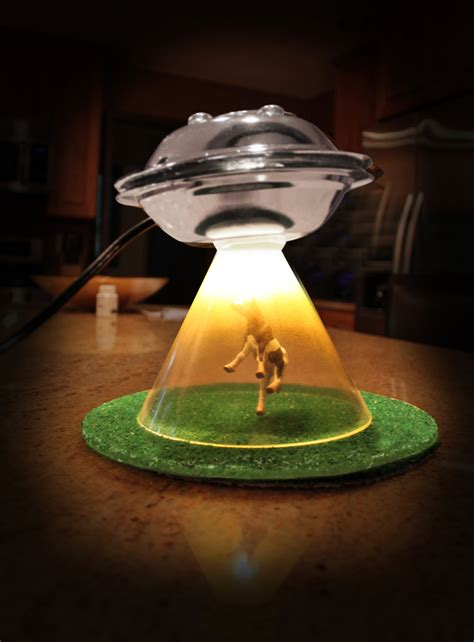 ufo  lamp lighting  ceiling fans