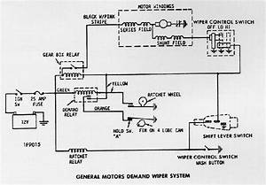 1969 Camaro Horn Relay Wiring Diagram