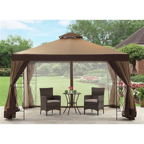 outdoor choose   deal gazebo canopy walmart