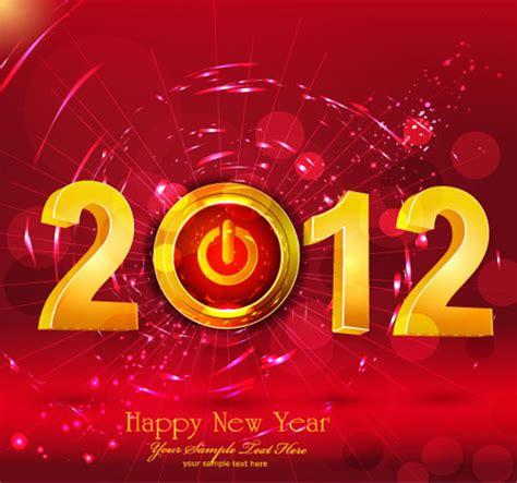 happy  year  vector design   vectors