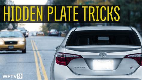Blue Led License Plate Lights Illegal