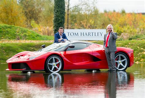 Meeting Tom Hartley  Motor Sport Magazine