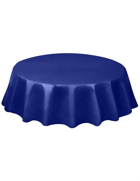 une nappe ronde pour votre table