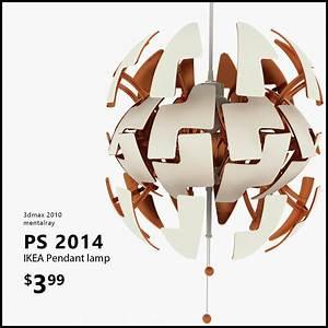 Ikea Ps 2014 Probleme : 3d ikea ps 2014 lamp light model ~ Watch28wear.com Haus und Dekorationen