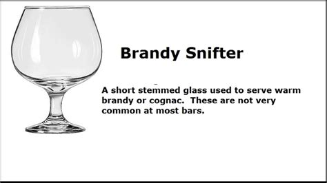 10 Glassware Types You Need To Know!
