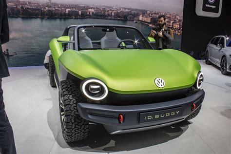 2019 Volkswagen I.d. Buggy Concept