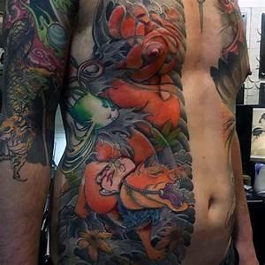 80 Kitsune Tattoo Designs For Men Japanese Fox Ink Ideas