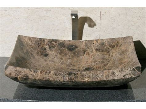 rectangular stone vessel sink zen rounded rectangular vessel sink sinks gallery