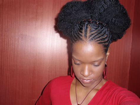 afro puff hairstyles astounding black women afro puffs you have to try