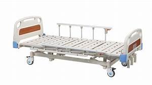 Three Function Manual Medical Hospital Bed Crank Bed Cheap