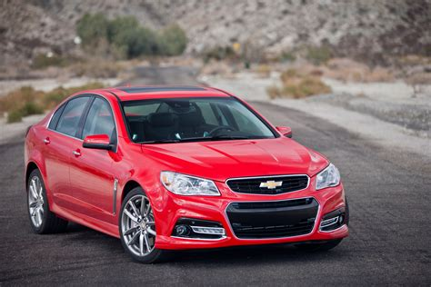 Chevrolet SS RWD Sedan First Drive Review - Hot Rod ...