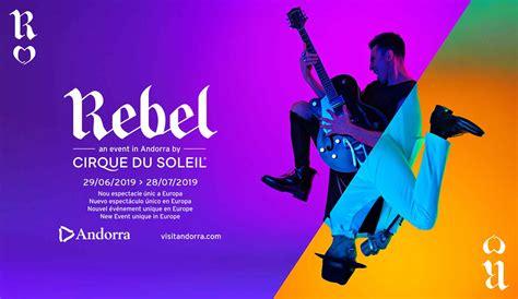 Cirque Du Soleil En Andorre Avec Atiram Hotels