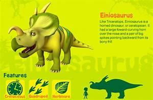 Einiosaurus - Dinosaur TrainDinosaur Train