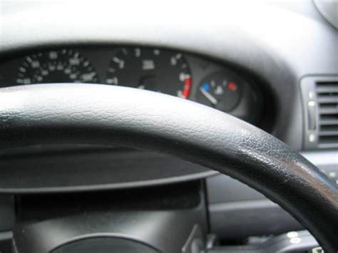 Impee's Diy Clean Shiny Steering Wheel
