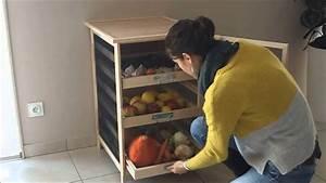 Garde Manger En Bois : garde manger l gumier fruitier bas r f 1971 jardin et ~ Teatrodelosmanantiales.com Idées de Décoration