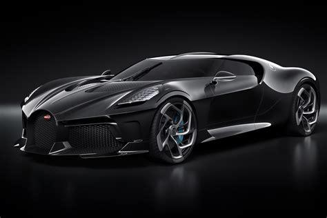 This record was achieved with official help of bugatti. Bugatti La Voiture Noire (2019) - Bugatti : 110 ans de passion - diaporama photo Motorlegend.com