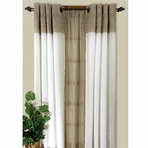 Grommet sheer curtains furniture ideas deltaangelgroup for Grommet curtains with sheers