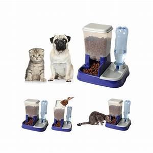 Video Pour Chien : distributeur de croquettes pour chat et chien id market ~ Medecine-chirurgie-esthetiques.com Avis de Voitures