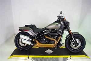 Harley Fat Bob : new 2018 harley davidson softail fat bob 114 fxfbs softail in riverside 18fxfbsgryden ~ Medecine-chirurgie-esthetiques.com Avis de Voitures