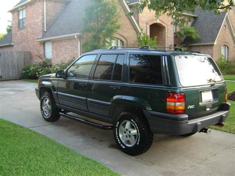 jeep grand cherokee kc lights cmalacon 1995 jeep grand cherokee specs photos