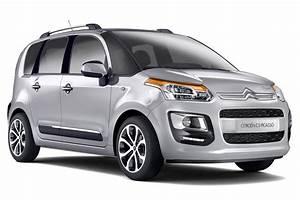 Citroën Picasso : citro n c3 picasso mpv 2009 2017 review carbuyer ~ Gottalentnigeria.com Avis de Voitures