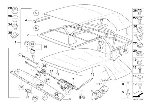 bmw convertible top diagram find wiring diagram
