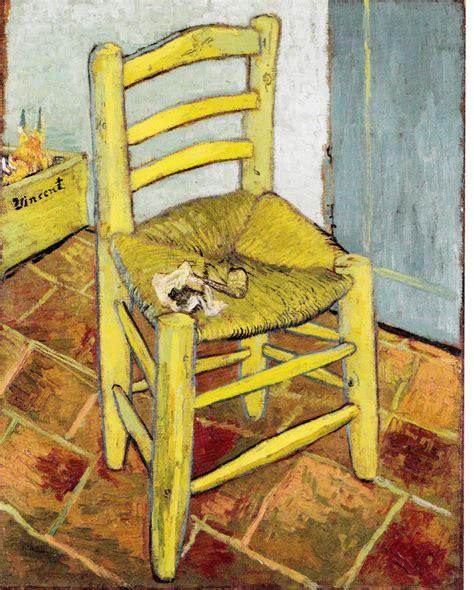 le fauteuil de gauguin 171 la chaise de gogh et toujours les mots d antonin artaud