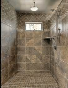 Tiled Walk In Showers by 25 Best Ideas About Shower Tile Designs On Pinterest
