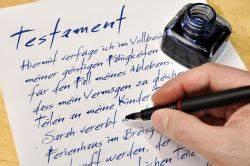 Testament Selbst Schreiben : testament so verfassen sie ihren letzten willen ~ Eleganceandgraceweddings.com Haus und Dekorationen