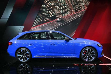 Rs4 Avant Usa by 174mph 2018 Audi Rs4 Avant Is Frankfurts Designated Badass