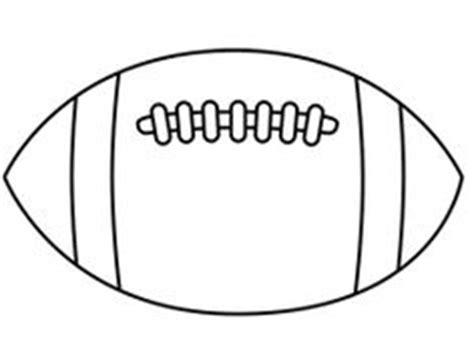Free+printable+football+stencil  Thin Football Outline