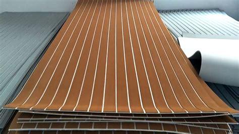 Teak Flooring For Boats by Simulated Teak Flooring For Boats Carpet Vidalondon