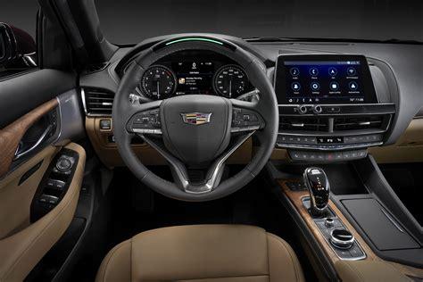 review  cadillac ct sedan car