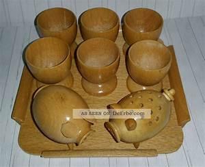 Holz Mit Salz Trocknen : eierbecher holz 6st auf tablett mit salz u pfefferschwein ~ Eleganceandgraceweddings.com Haus und Dekorationen