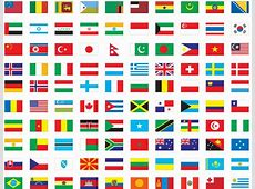 Free Vector Flags Of The World Free Images at Clkercom